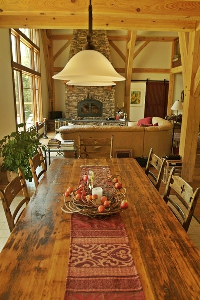 <b>Jay Peak, Vermont</b><br>Dining room